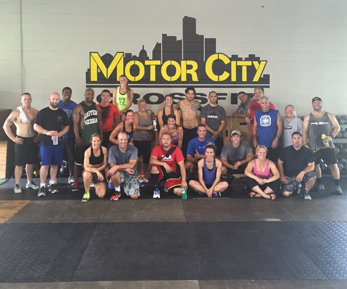 Great Free Fit Today Motor City Crossfit Metro Detroit